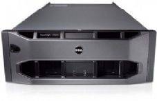 Dell EqualLogic PS6500E  virtualized iSCSI SAN **96tb Storage** Solution